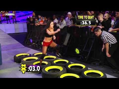 720pHD WWE RAW 04/10/17 The Miz & Maryse cosplay John Cena & Nikki Bella ( Dean Ambrose attacks ) - YouTube
