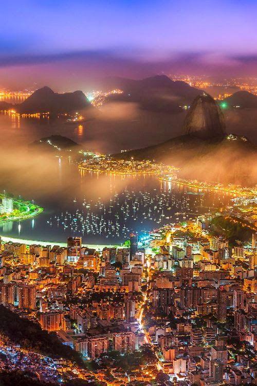 The Christ view - Rio de Janeiro, Brazil