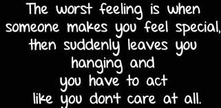 Image result for quotes about feeling unwanted