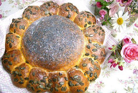Saftigt morots- och valnötsbröd | Recept.nu