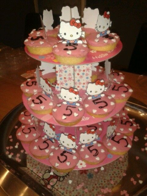 Hello kitty traktatie
