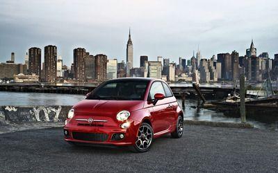 2014 Fiat 500 wallpaper