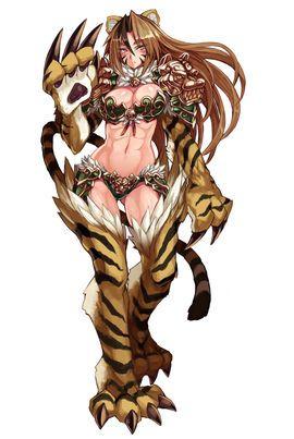 Jinko - Monster Girl Encyclopedia Wiki
