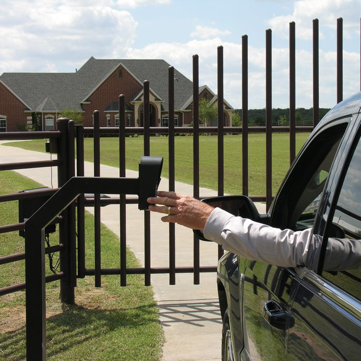 22 best automatic gate opener accessories images on pinterest automatic gate openers by mighty mule diy gate openers solutioingenieria Choice Image