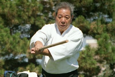 Aikido  Mendoza Iwama : Aikido Iwama Mendoza. Saito Morihiro sensei