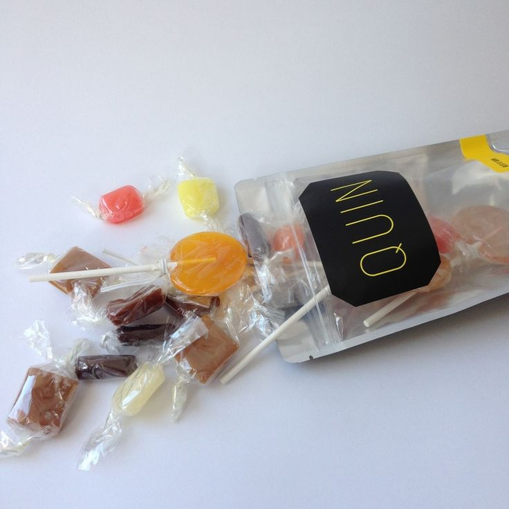 QUIN handmade candy