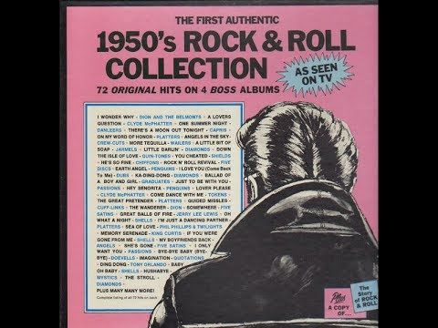 First Authentic 50's Rock & Roll Collection (Album 2)