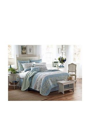 52% OFF Laura Ashley Birds & Branches Quilt