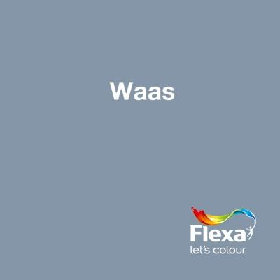Collectie: Eenvoud siert Kleur: Waas URL: http://www.flexa.nl/nl/kleur/waas/
