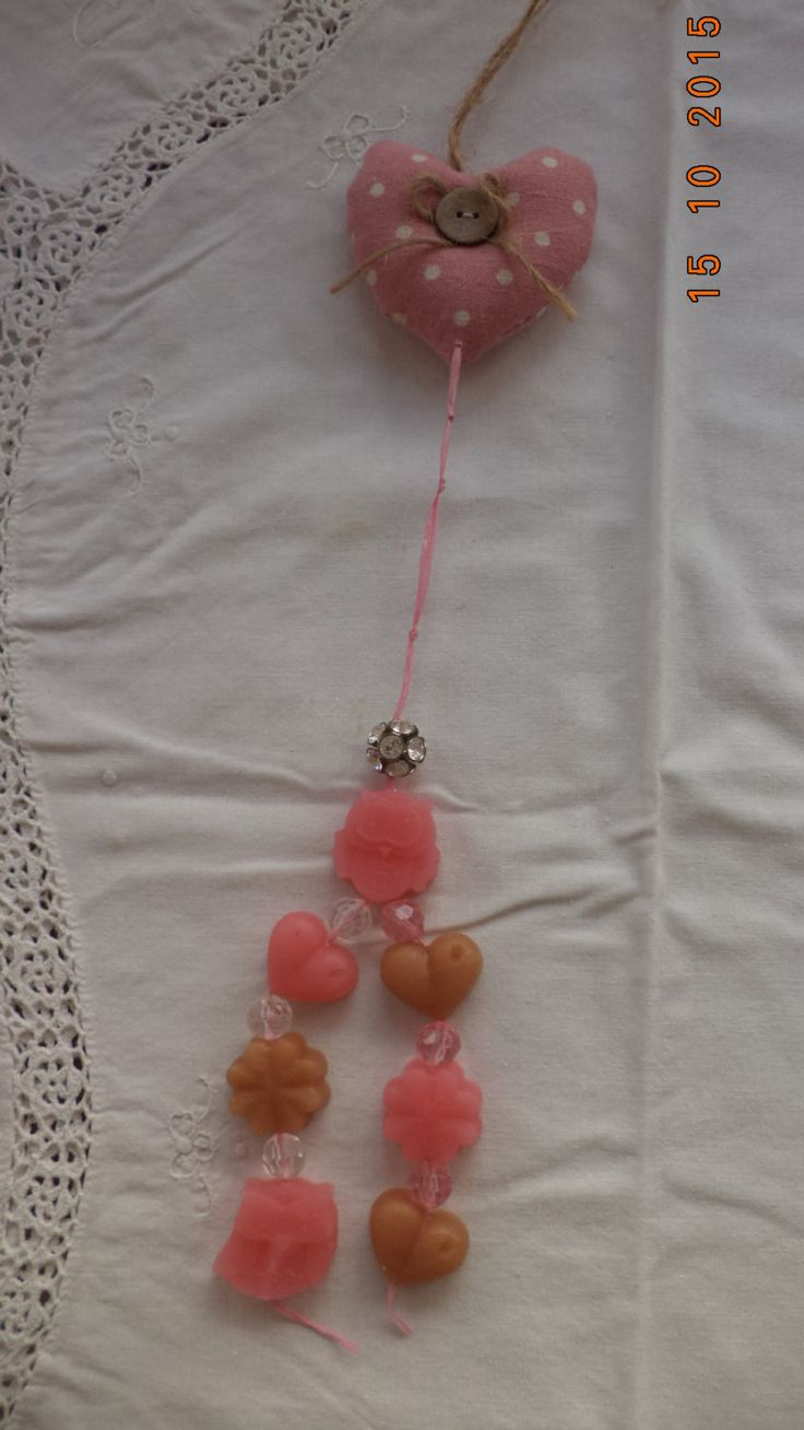 Soap on a Rope, Glycerin Decorative Soaps, Soap Composition by MirtilloHandmade on Etsy