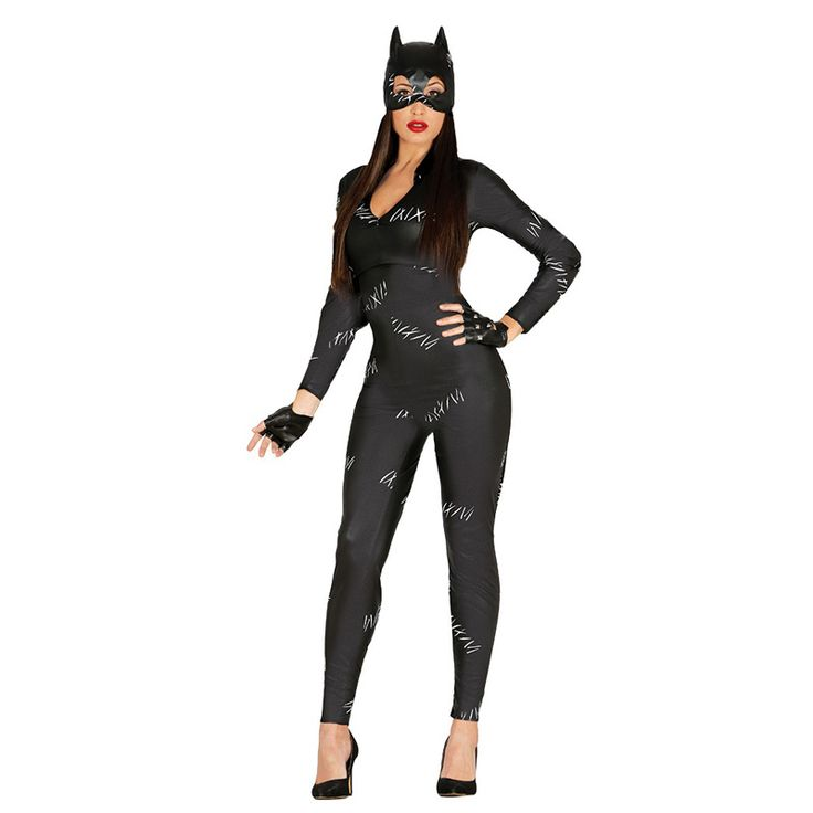 Disfraz de Catwoman Superheroína #disfraces #carnaval #novedades2016