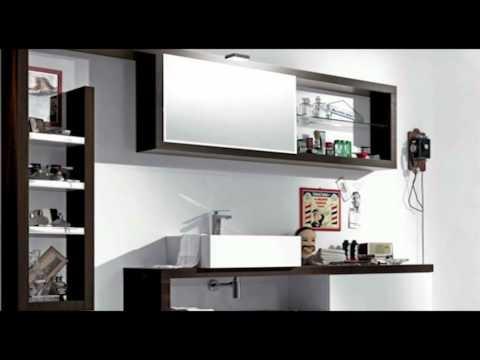 Bath Area_Fimar  Video pillola dei mobili bagno dal design giovane firmati Fimar.