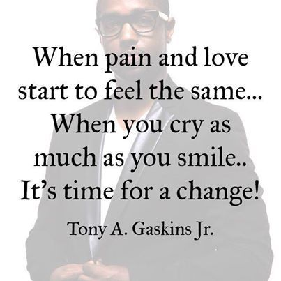 Tony A. Gaskins Jr | Facebook