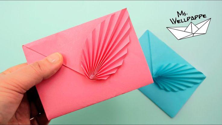 Brief Falten Origami