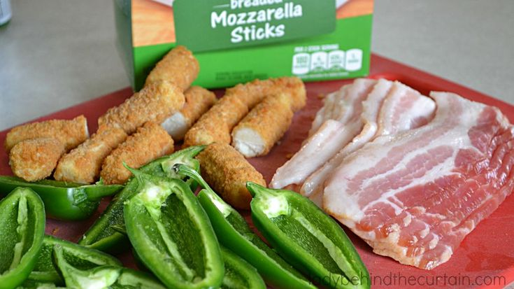 Bacon Wrapped Jalapeno Poppers on Pinterest | Bacon wrapped jalapenos ...