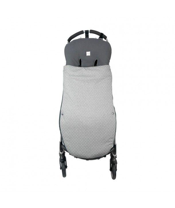 Saco para silla de paseo universal polar