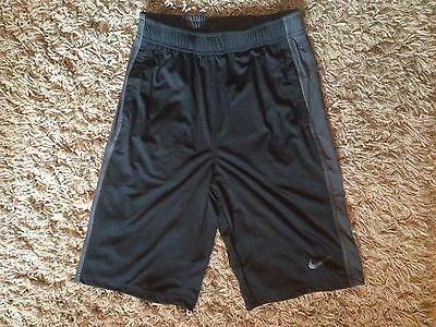 Nike boys training football #running shorts #(black) size l #brand new with tags,  View more on the LINK: 	http://www.zeppy.io/product/gb/2/182419465339/