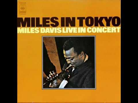 Miles Davis – Miles in Tokyo (full album/ recorded live at Kohseinenkin Hall, Tokyo, Japan on July 14, 1964) ... with Sam Rivers, Herbie Hancock, Ron Carter, Tony Williams