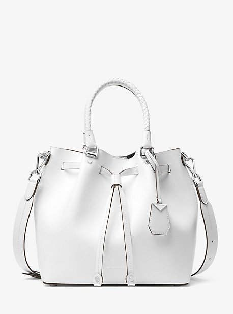 cd6e52a336fa Michael Kors Blakely Leather Bucket Bag