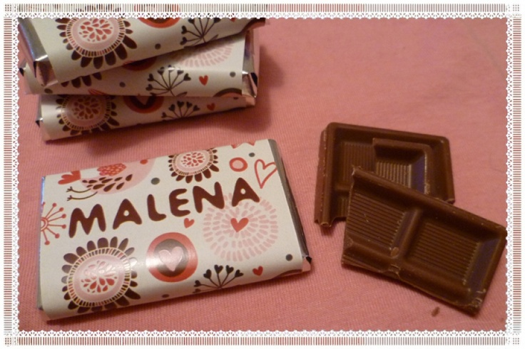 Chocolatines.
