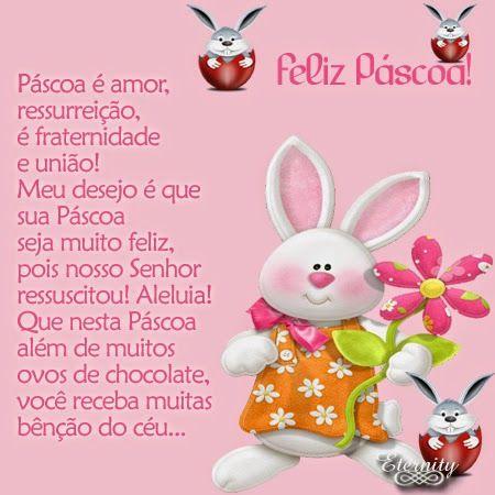 Femenices: Feliz Páscoa!!!