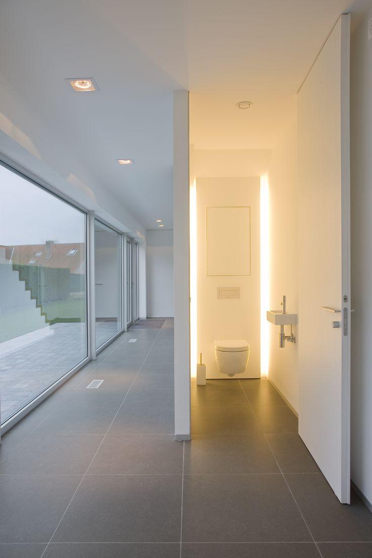 Het Atelier - Interieur (Hooglede, West-Vlaanderen) | project: Debruyne - Moring