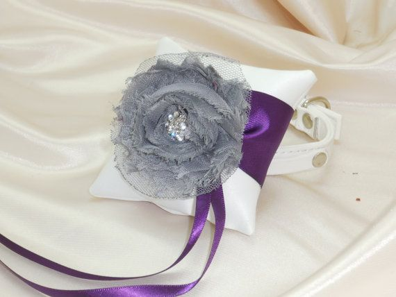 how to make a dog ring bearer pillow