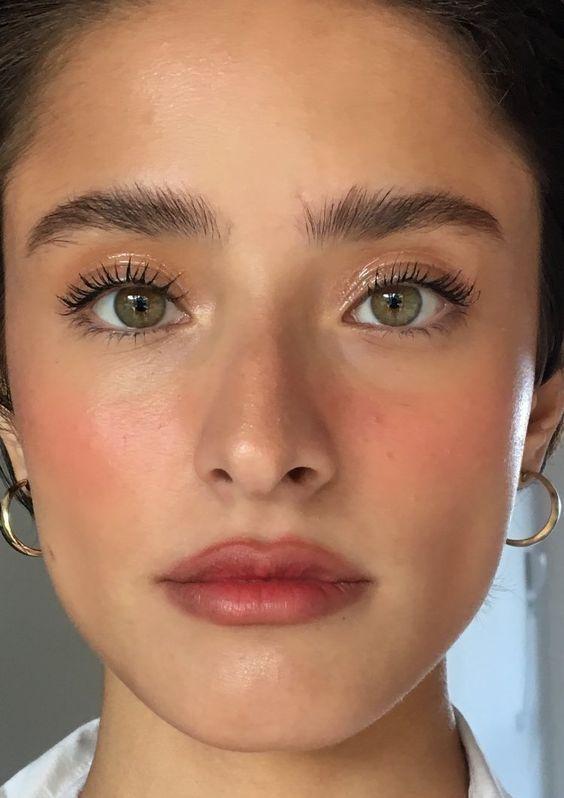 33 idées pour votre maquillage léger pour l'été