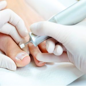 Medical Pedicure For Better Foot Health.
