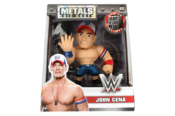 "Jada Diecast Figure WWE 4"" John Cena M205"