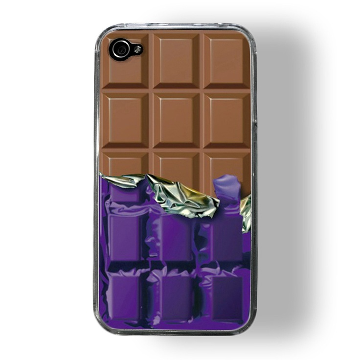 iPhone 4/4S Case Chocoholic