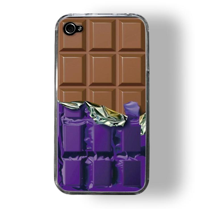 iPhone 4/4S Case Chocoholic