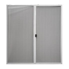 Reliabilt Aluminum Sliding Screen Door (Common: 72-In X 80-In; Actual: 70.625-In X 77.562-In) 19495
