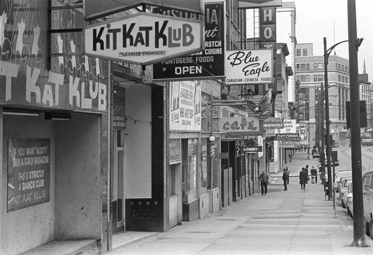 Greg Girard - Work - Vancouver 1972 1982