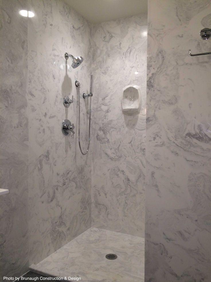 Best 25 Marble Showers Ideas On Pinterest Bathroom