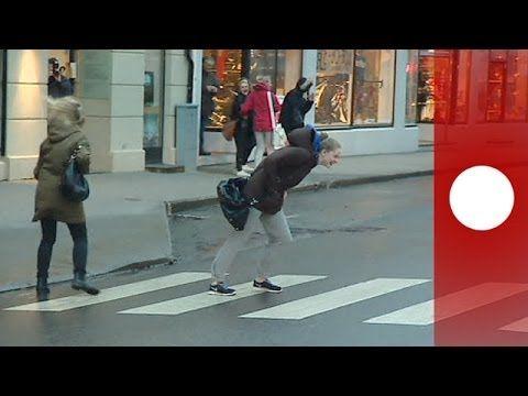 Jour de vent violent en Norvege - http://www.2tout2rien.fr/jour-de-vent-violent-en-norvege/