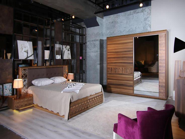 Sönmez Home   Modern Yatak Odası Takımları   Coddiva Yatak Odası