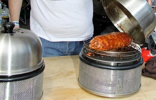 For those of you who have seen us around at BBQ competitions, you will know that we like to cook on the Cobb portable cooking system. I love this recipe, adapted from, BBQ Makes Everything Better it...