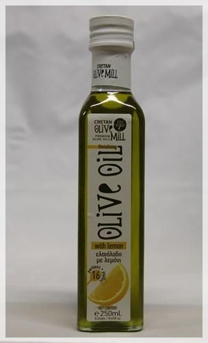 Huile d'olive extra vierge aromatisée de Crète - Le Prestige Crètois