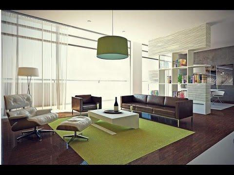 Interior design apartment. Artlantis renders