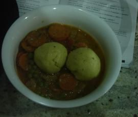 Recipe Clone of Beef Stew with Dumplings by TerraFirmaMix - Recipe of category Main dishes - meat