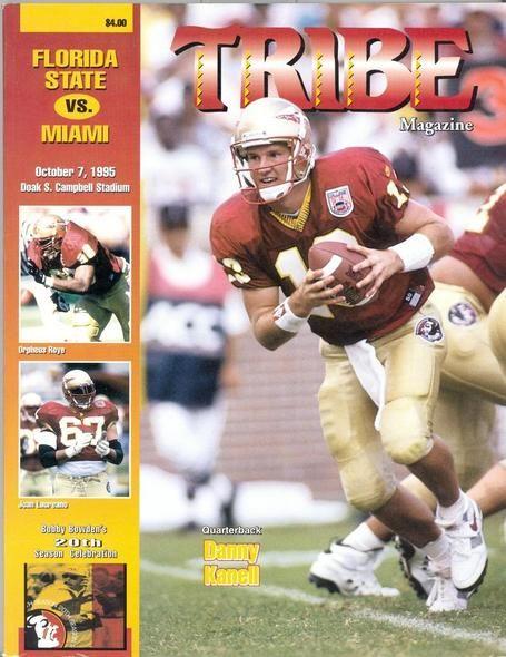 FSU vs. Miami  1995