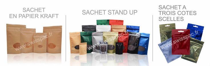 Swiss Pac est un important producteur et innovateur pour#Standuppouches ou sachets débout ou #Doypack , sachets a café , sac a café avec valve , sachets imprimés avec zip , rouleaux imprimés , sacs à gravure , sacs à haute barrière, dans un emballage ayant son usine de fabrication en Inde et des bureaux de marketing en Australie , Nouvelle- Zélande et le Canada. http://www.swisspac.fr/