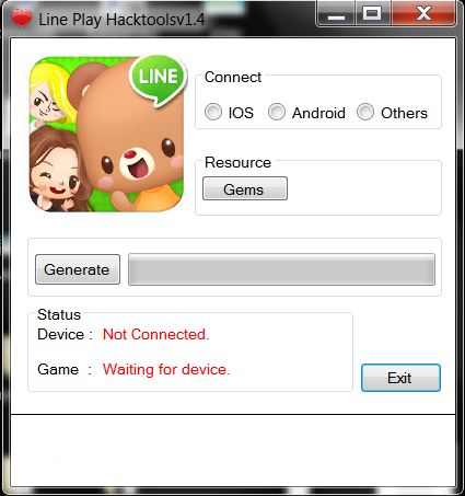 Line Play Hack Tool Download