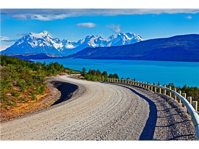 On the Southern end of Chile lies Patagonia, a region of dramatic and beautiful landscapes. Patagonia has it all: islands, mountains, glaciers, and icebergs. Most tourists flock to the southernmost province, Magallanes, to admire the scenery. This region is divided by two soaring ice caps and the Strait of Magellan, resulting in seclusion.  Photo sources: John W. Banagan/Getty Images Beliefnet