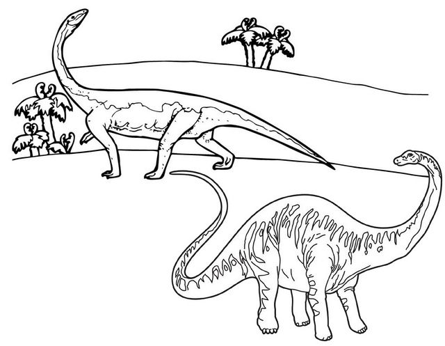 29+ Dinosaur coloring pages diplodocus ideas