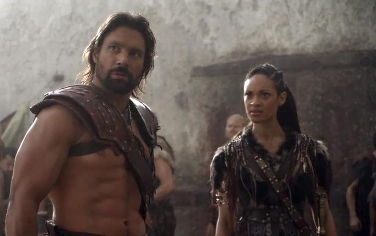Review: Spartacus war of the damned: Blood brothers