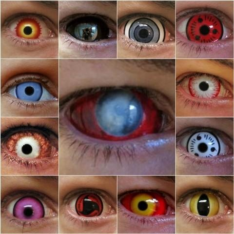 I found 'All Naruto Contacts' on Wish, check it out!