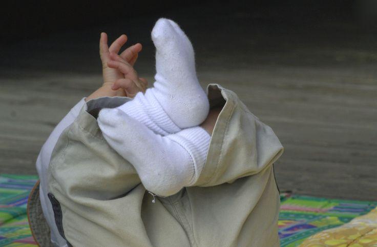 Fler hembesök hos spädbarnsföräldrar - Sydsvenskan