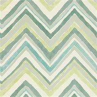 Sanderson Wallpaper - Zigzag